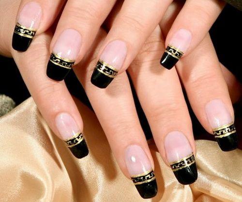 Best black fake nail designs fake nails designs ideas best black fake nail designs fake nails designs prinsesfo Gallery