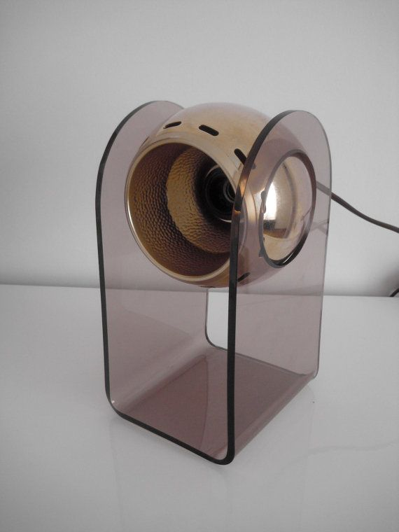gino sarfatti table lamp nodel 540 dating to by by mutoto - Unique Table Lamps
