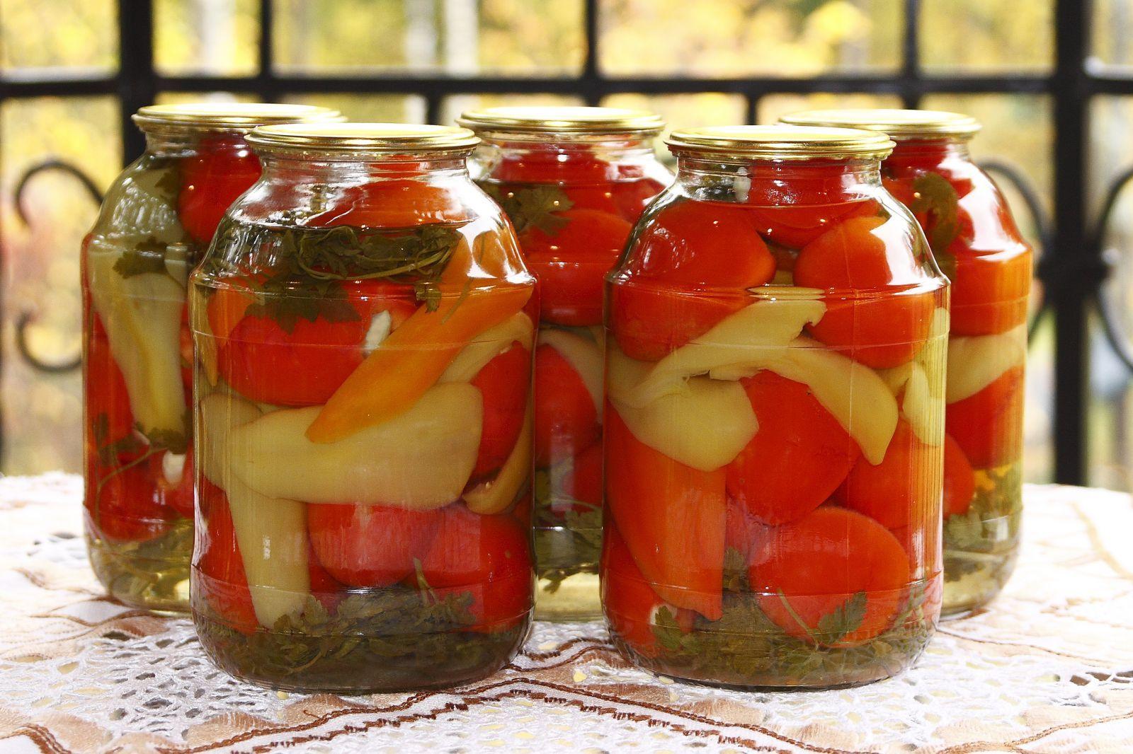 рамках смены консервирование овощей на зиму рецепты с фото зил