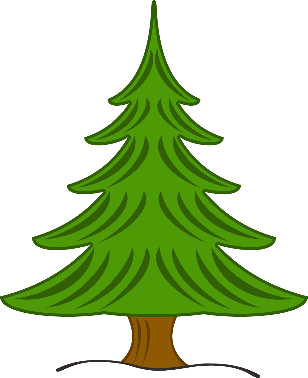 Xmas Christmas Tree 22 999px Png 999 1 227 Pixels Christmas Tree Clipart Christmas Tree Without Ornaments Silhouette Cameo Christmas