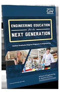 Online Graduate Programs In Engineering George Washington