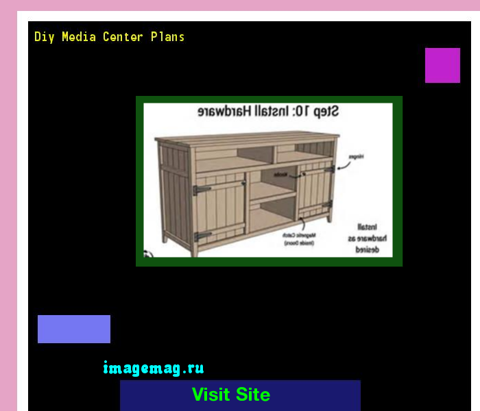 Diy Media Center Plans 071004 - The Best Image Search
