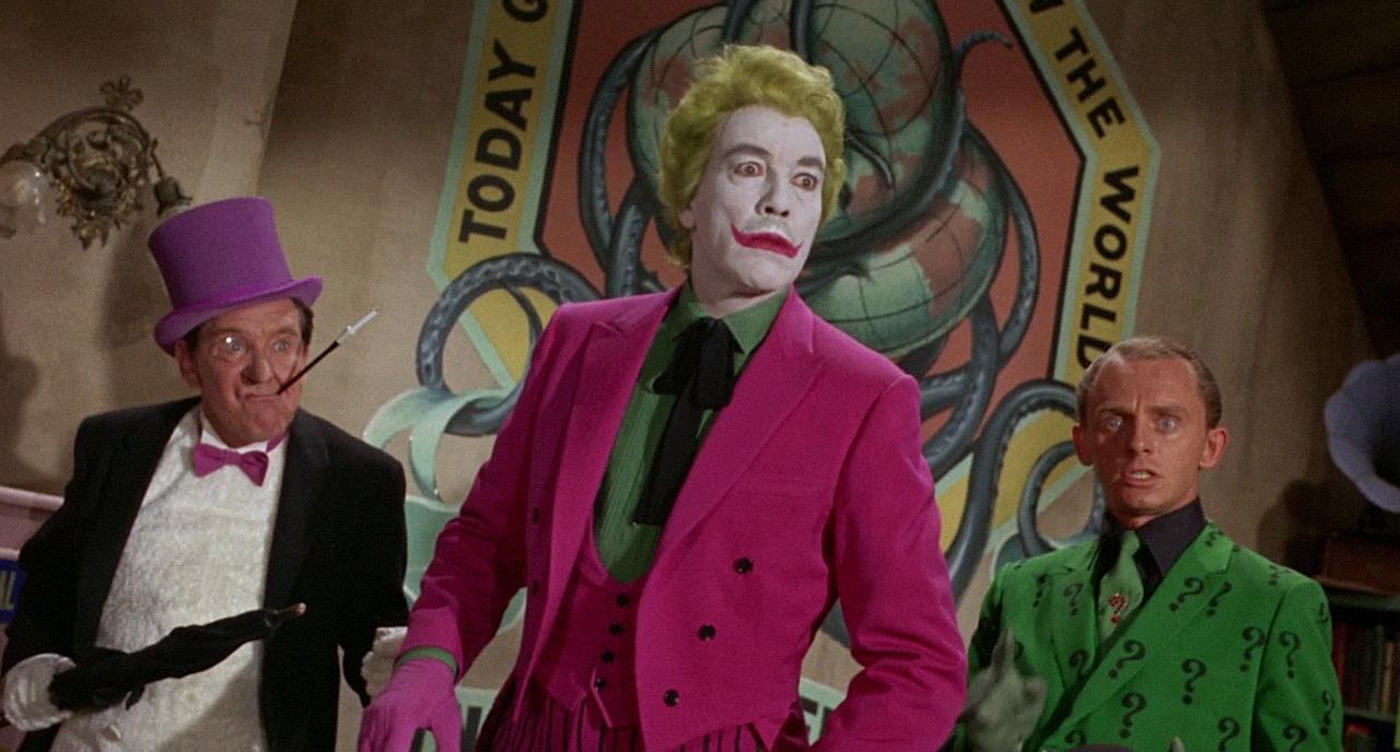 Кто лучше смог воплотить персонаж Джокера в кино?
