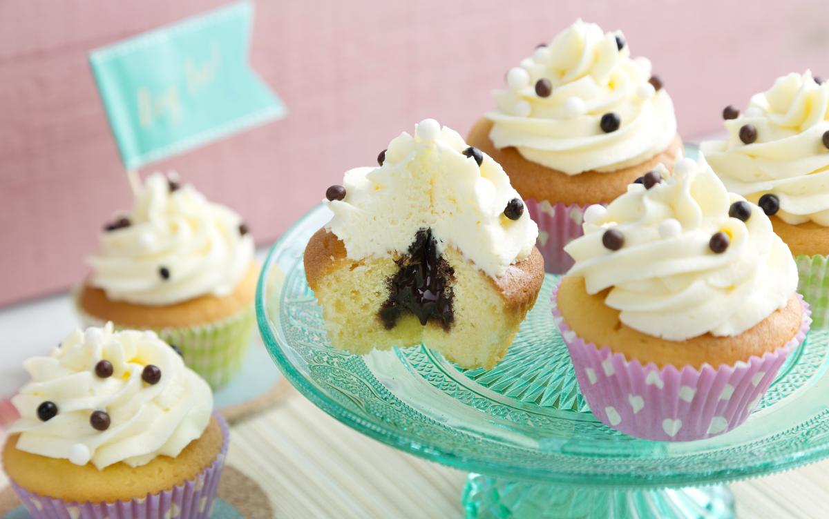 Nieuw Maak jouw cupcakes extra lekker met een choco vulling: Surprise DT-51