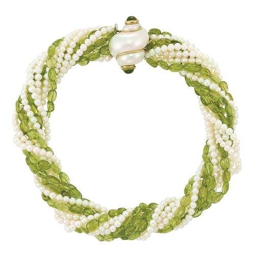 necklace Doyle Auctions