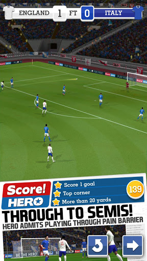Score Hero 2 40 Apk Mod Obb Android Download In 2020 Score Hero Hero Hero Games