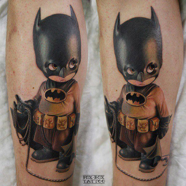 Best Batman Tattoos In The World The Best Batman Tattoos Batman Tattoos The Best Batman Tattoos Video The Bes Batman Tattoo Best Sleeve Tattoos Nerd Tattoo