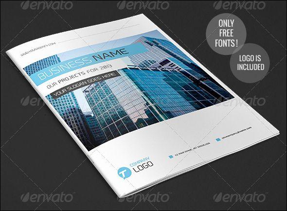 100+ Free  Premium Corporate Brochure Design Templates Brochure - free brochure design templates word