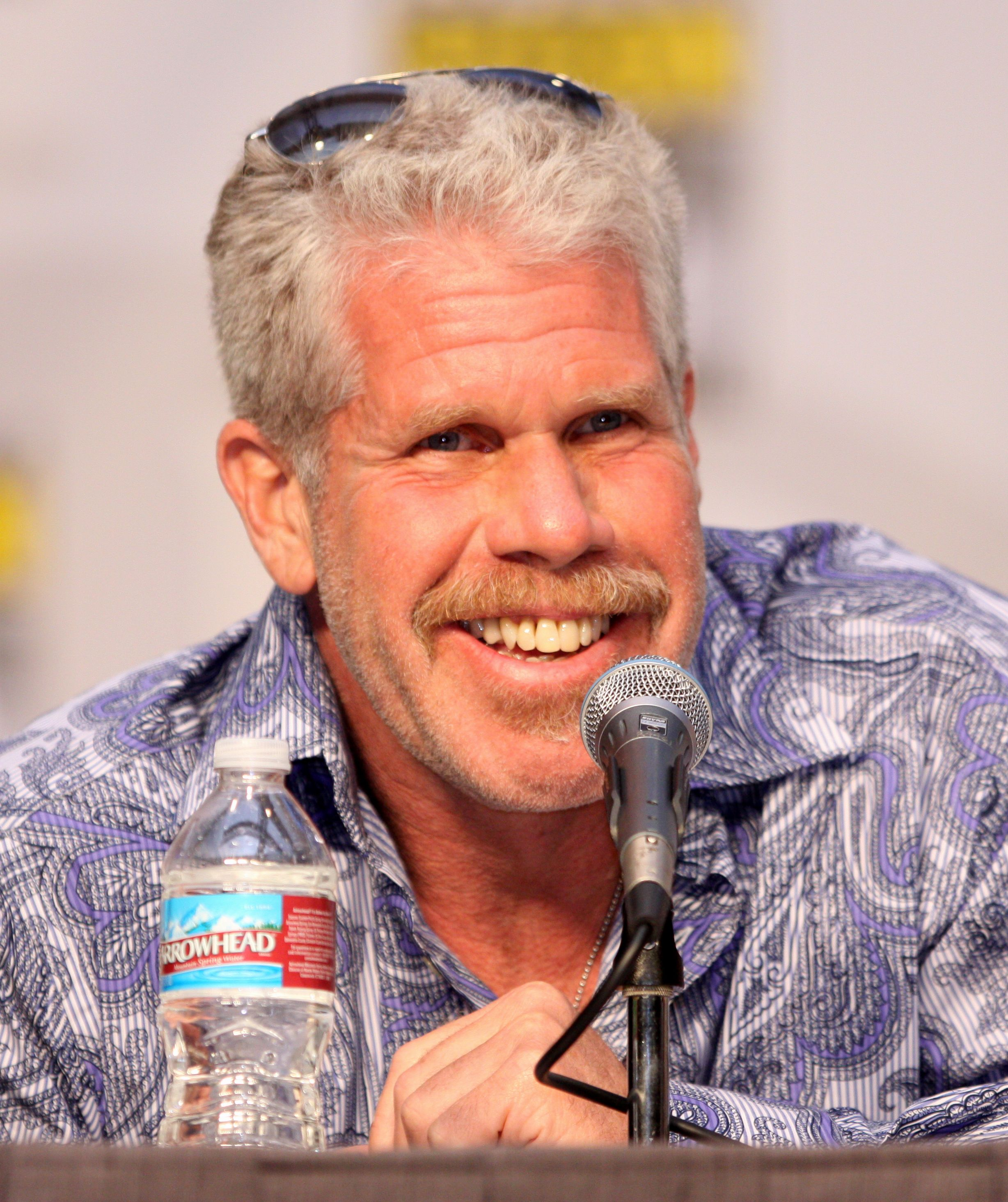 ron perlman voice