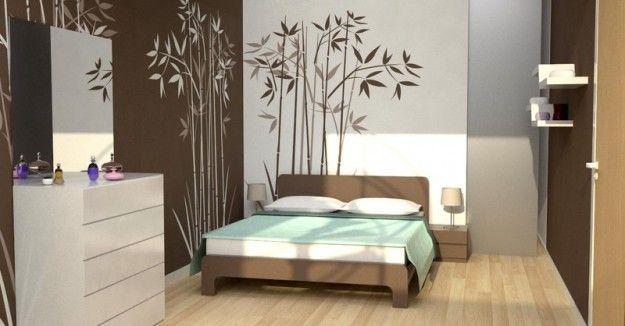Stencil per decorare le pareti | Craft Ideas | Pinterest ...