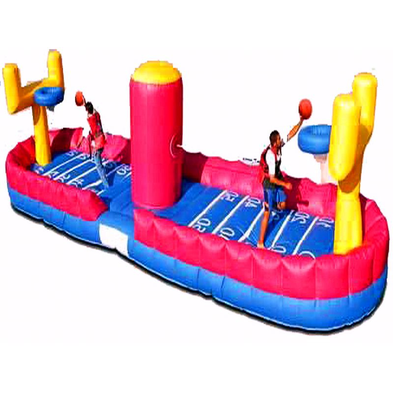 How To Buy Low Price And Best Interactive Basketball Game Combo Our Provide Commercial Bounce House Discount Water Slide Cheap Bouncy Games In Sale Inflatabl