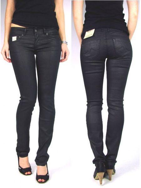 Nouveau Jean Slim Cirée Brooke - Pepe Jeans Noir Londres hvudkB4Mb