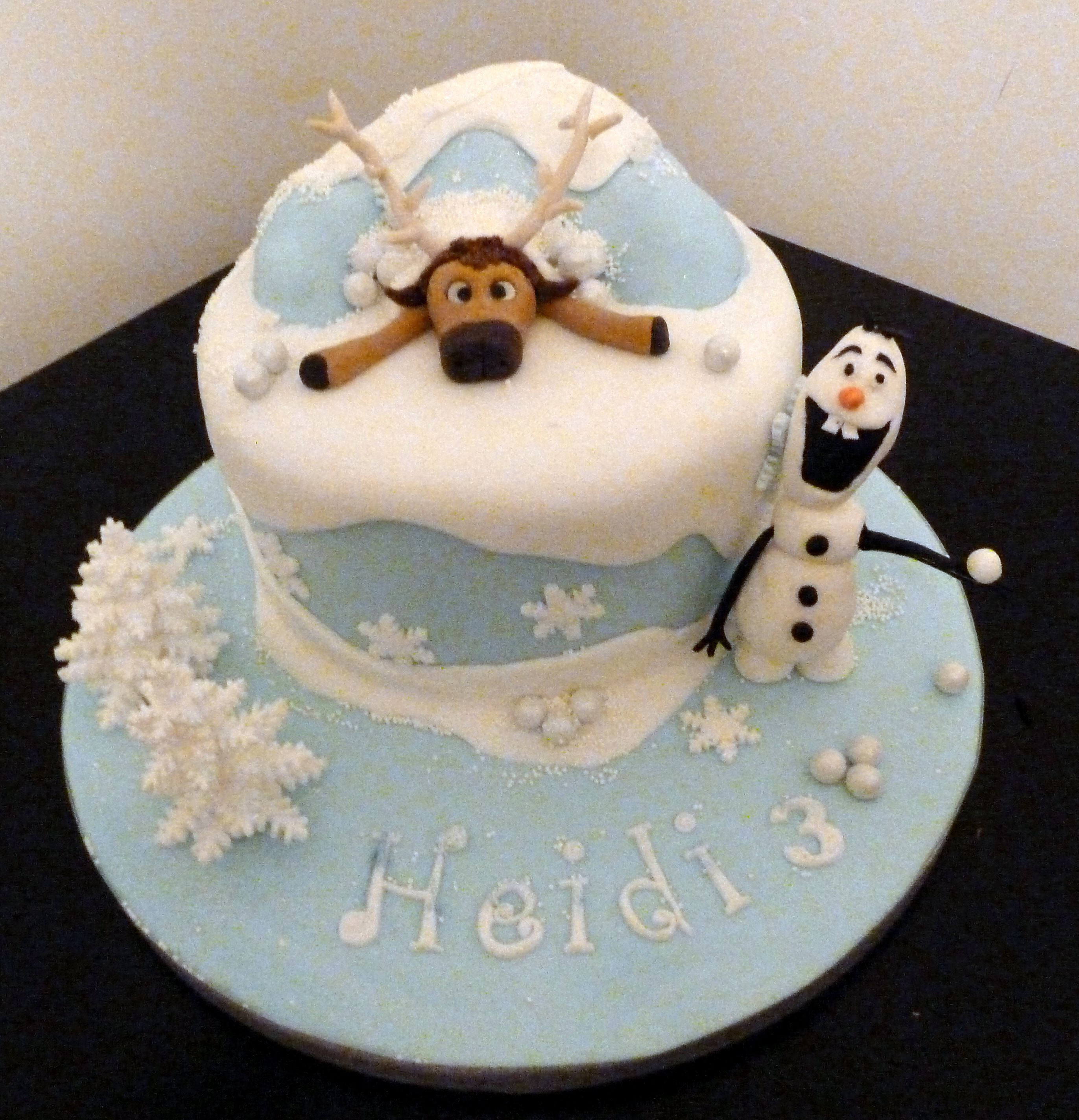 olaf and sven cake Google Search Frozen Pinterest Olaf