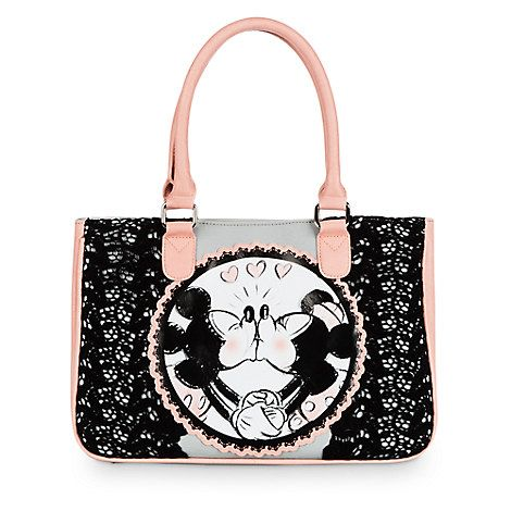 Mickey And Minnie Mouse Handbag From Disney Boutique Mode