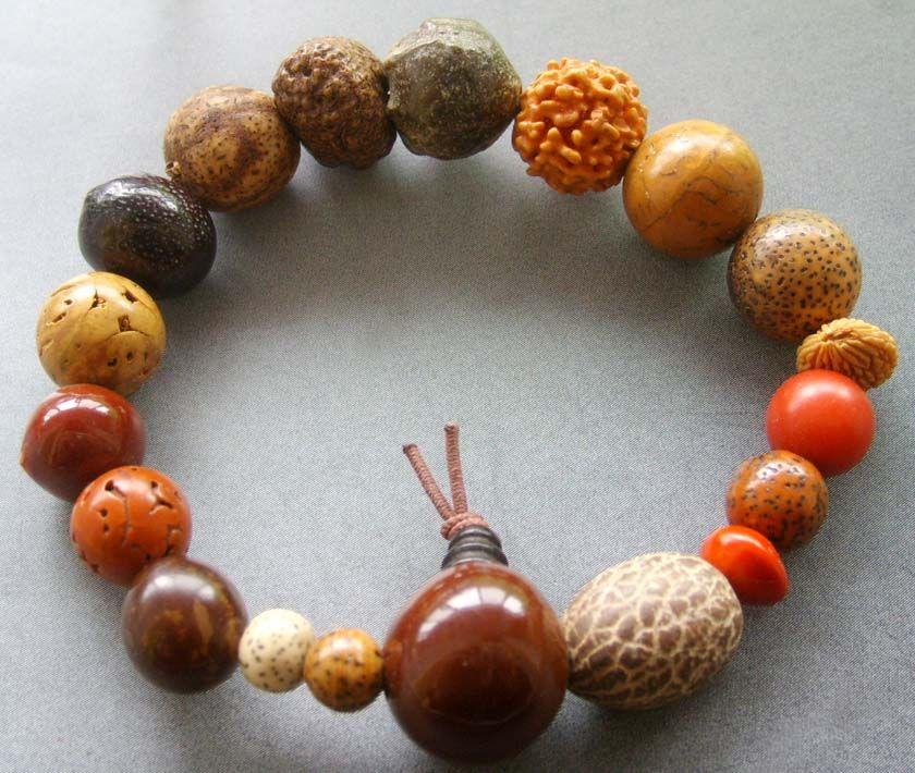seed mala bracelet