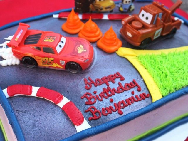 Disney Cars Sheet Cake Google Search Kids Party Ideas