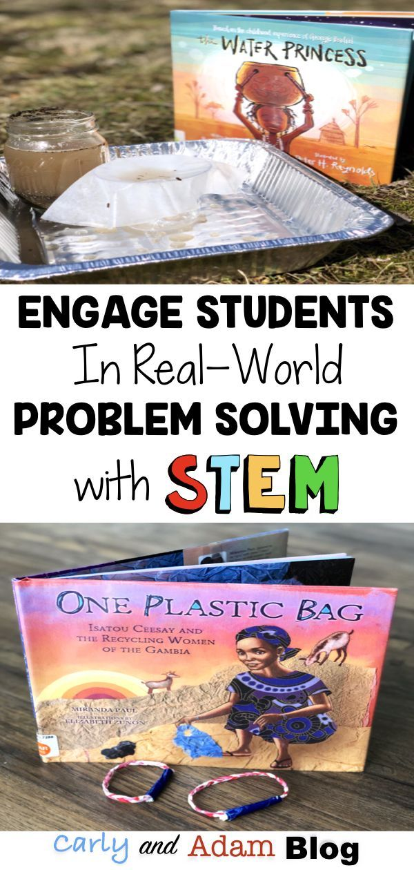 Engage the students in the practical problem solution with STEM