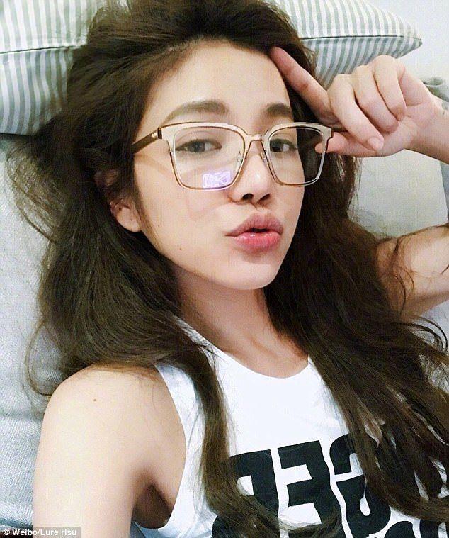 Asian girl hsu photos 139