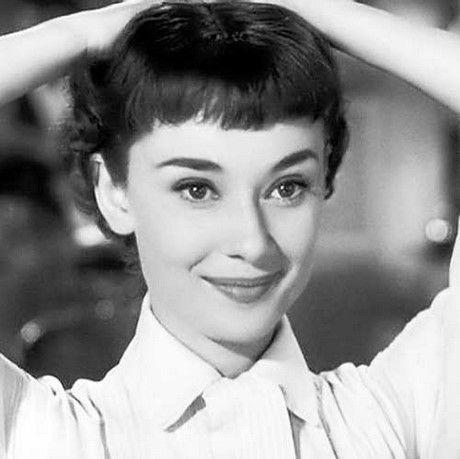 Pixie Haarschnitt Audrey Hepburn Die Beste Frisuren Celebrity