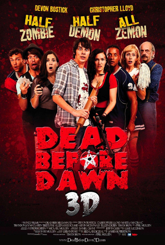 Filme Dead Before Dawn 3d Sinopse O Futuro De Casper Galloway é Um Grande Ponto De Interrogação Com Apenas Du Filmes Online Assistir Cartaz De Filme Filmes