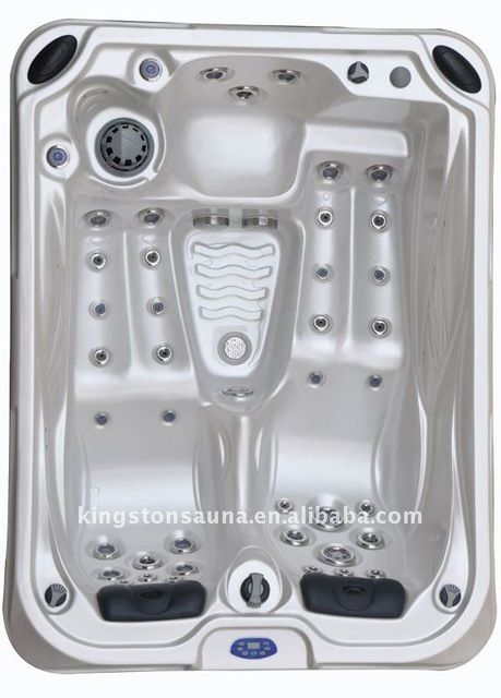 Mini Jacuzzi Bathtub.Source Mini 2 3 Person Indoor Spa Hot Tub With Two Long