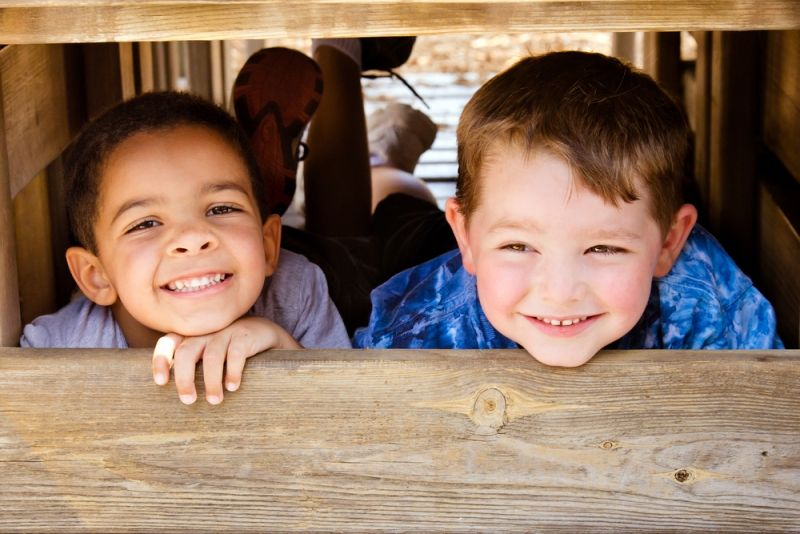 Is your child's playground safe? Use this checklist!