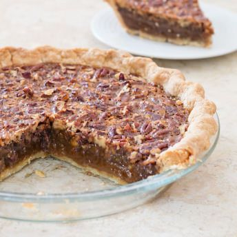 Old-Fashioned Pecan Pie | Cook's Country #pecanpie
