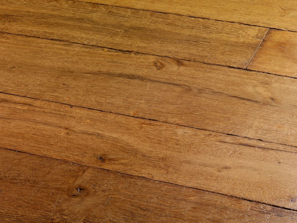 Handmade reclaimed wooden flooring by timbered london