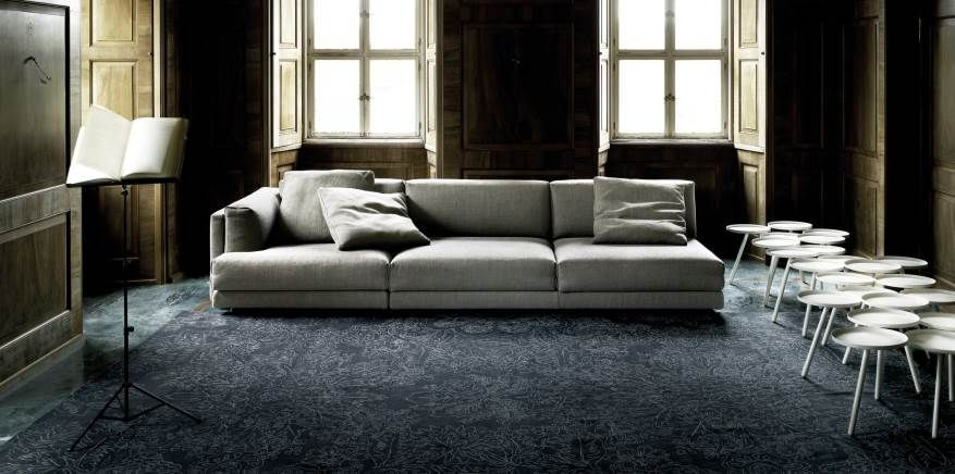 Family Lounge sofa by Living Divani