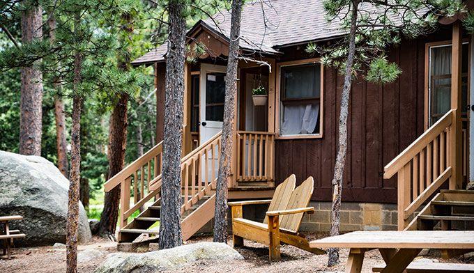 Cabins At The Ymca Of The Rockies In Estes Park Colorado Photo By Ali Pfenninger Estes Park Colorado Cabins Estes Park Lodging Estes Park Ymca