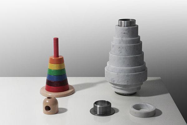 aNoi_marble vase on Behance
