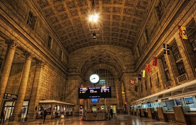 Union Station Toronto Canada | Union Station, Toronto, Canada | Suggestions from Abroad | Pinterest