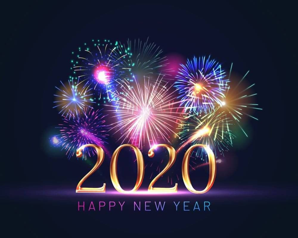 Stunning Happy New Year Images 2020 Some Events Happy