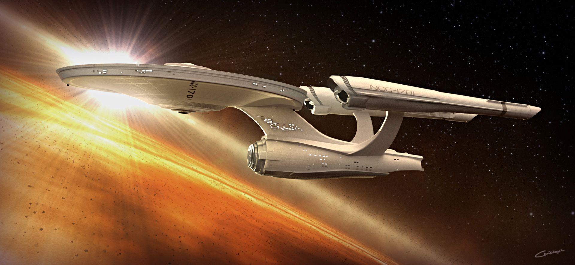 Search Spock Enterprise Destruction