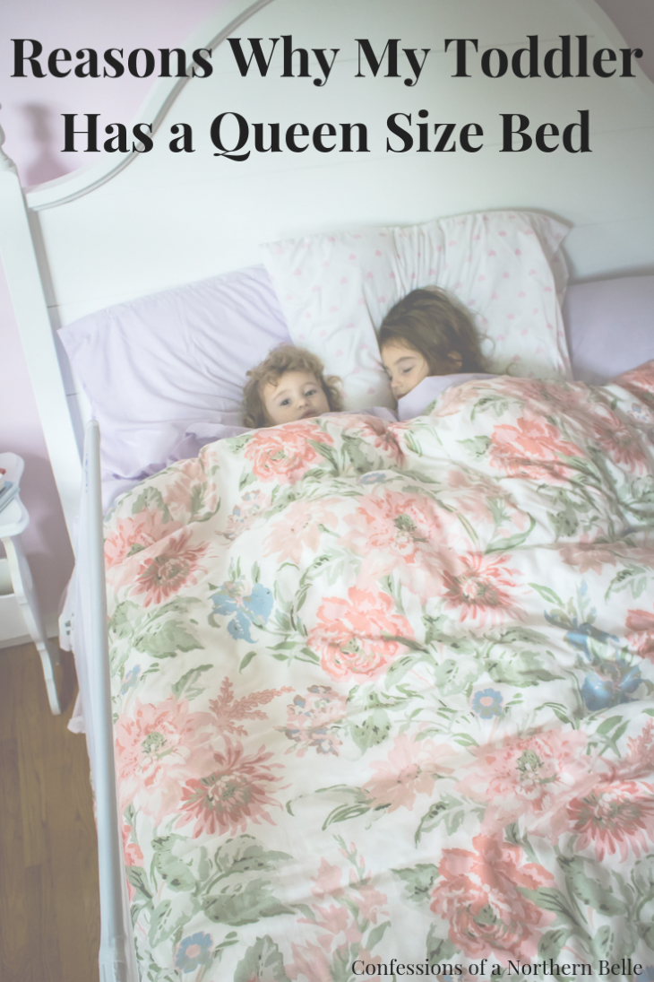 Reasons Why Your Toddler Needs A Queen Size Bed Girls Queen