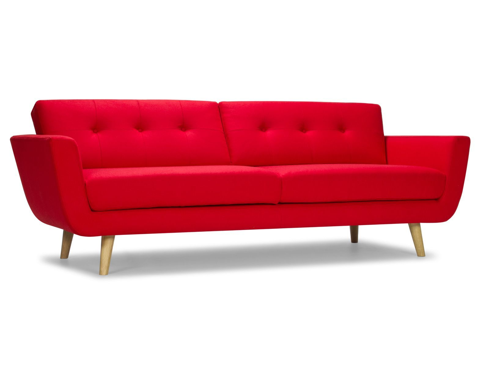 Retro settees and sofas eggree mid century modern silky for Settees and sofas