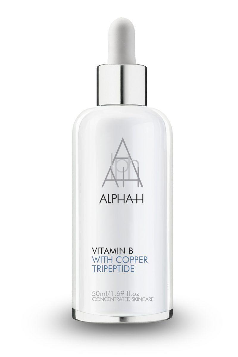 Alpha H Vitamin B With Copper Tripeptide Vitamin B Vitamins Rehydrate Skin
