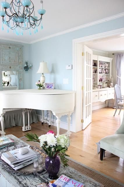 Maison Decor Prettiest New Wall Color
