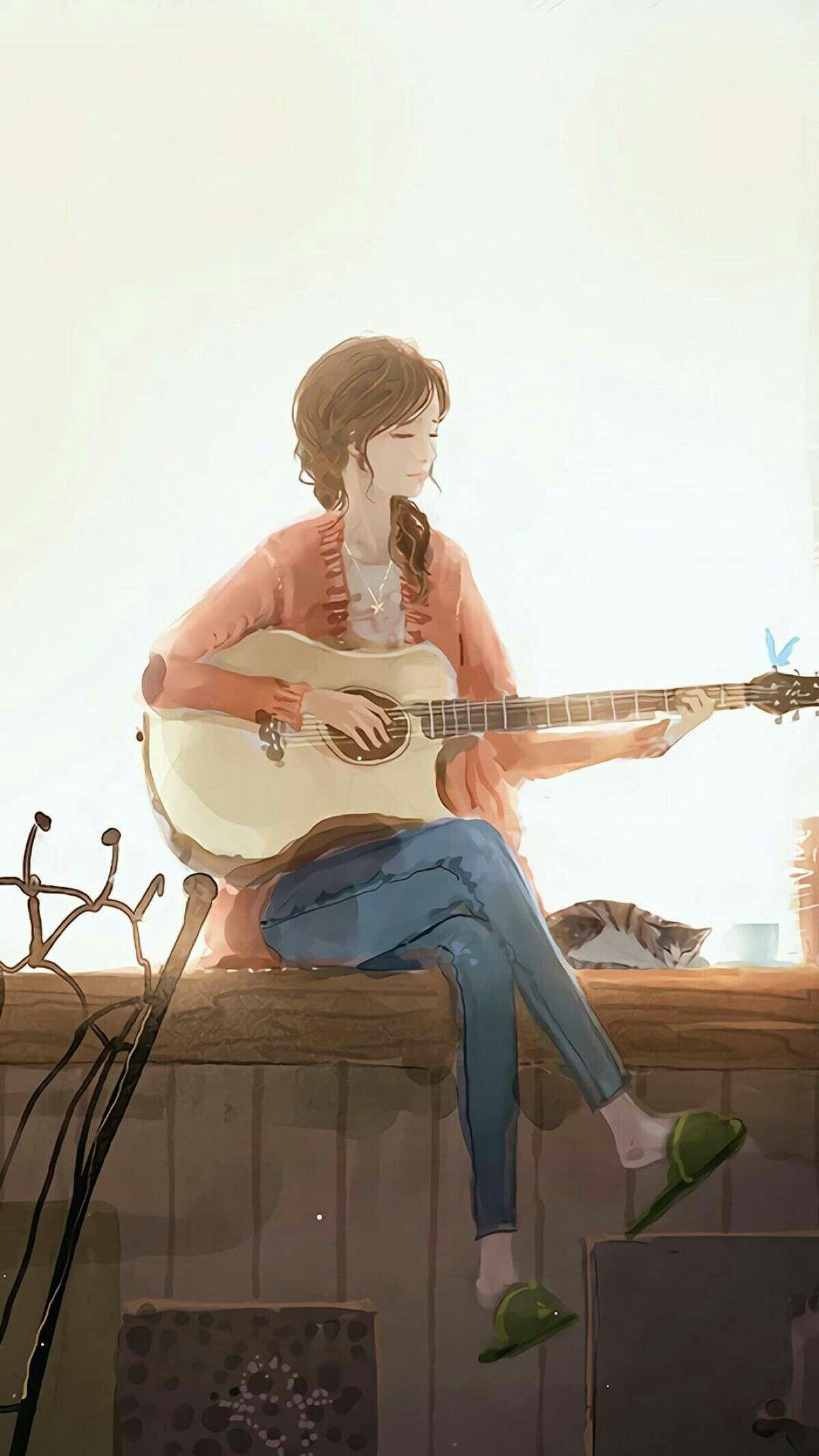 Pin Oleh Lia Delicia Di Anime Art Ilustrasi Ilustrasi Fantasi Gambar