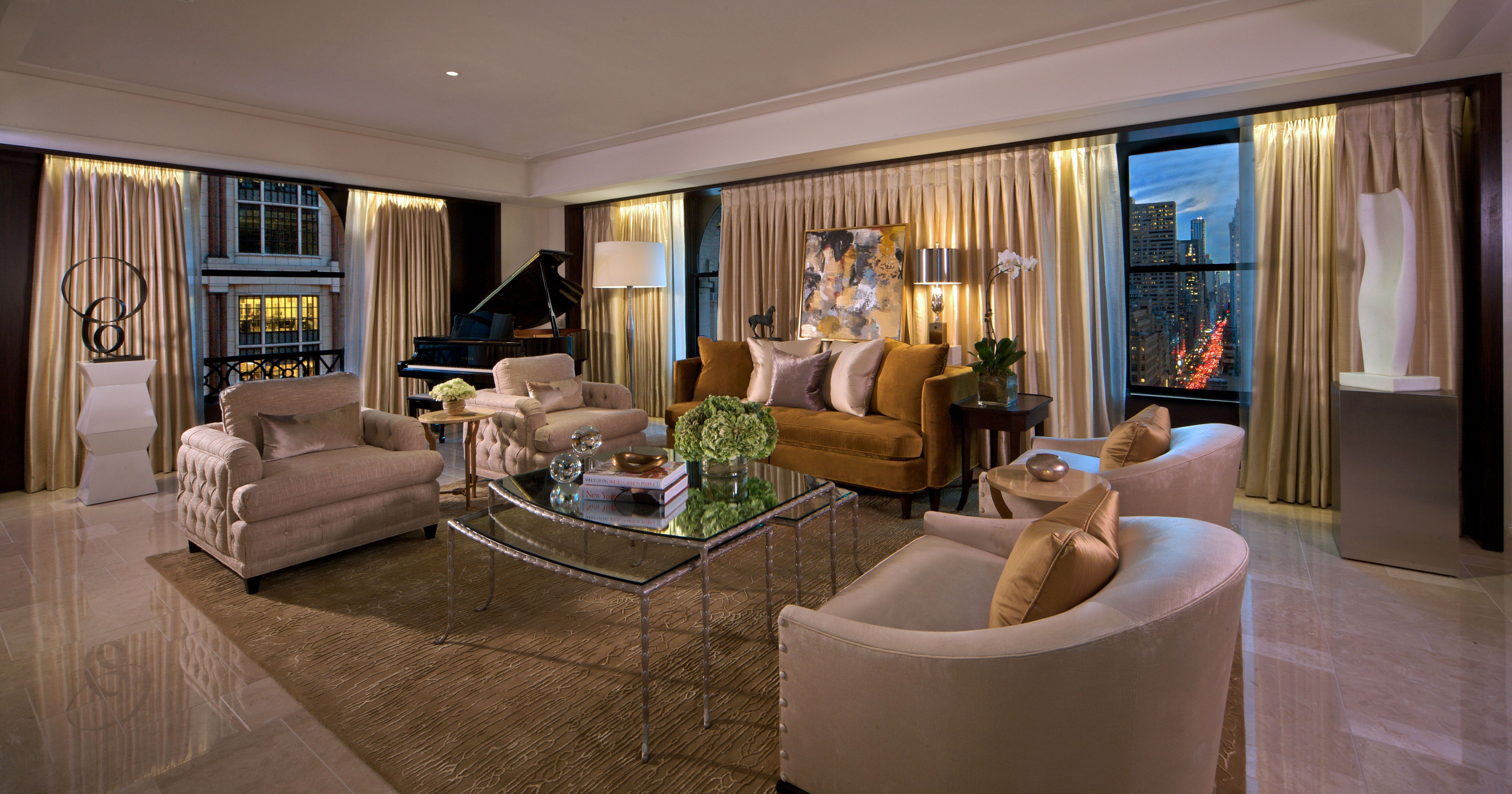 15 of the most expensive hotel suites in new york city for What is the most expensive hotel in new york city