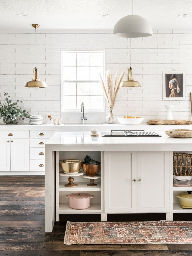 The 7 Best White Paint Colors for Kitchen