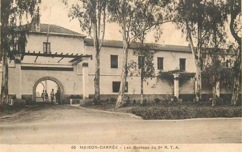 maison-Carree,belfort,bureaux du 5 rta Benm\u0027hidi Pinterest Bureaus - plan maison avec tour carree