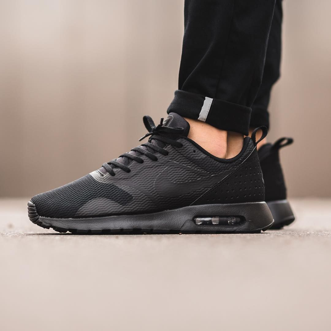 30482ff0e494a Nike Air Max Tavas - Black/Black-Black available now @titoloshop ...