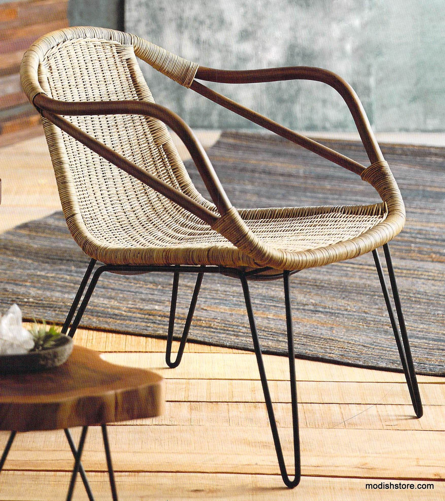 Roost Rapallo Rattan Chair Chair, Rattan furniture