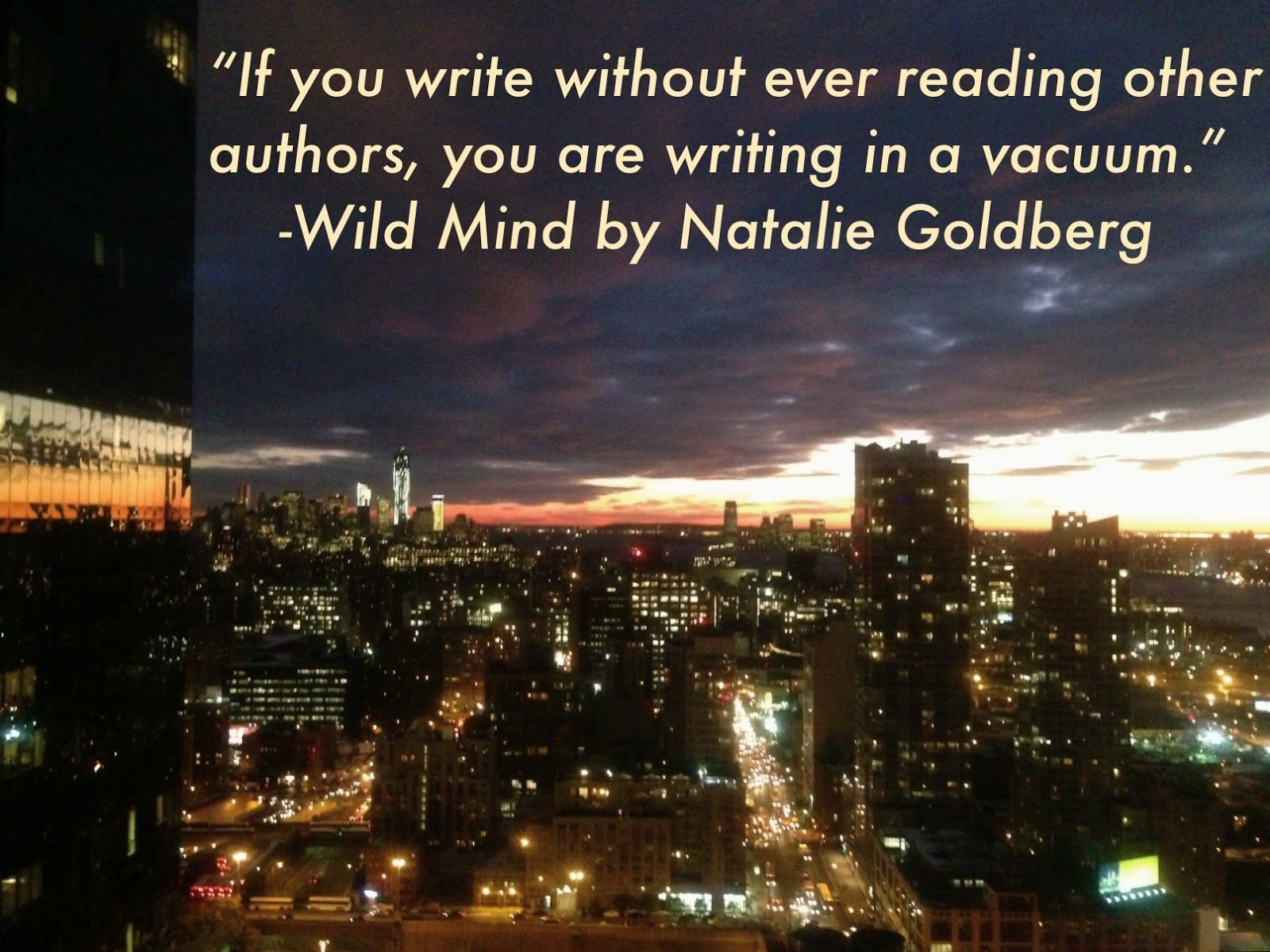 On Writing #3: Learning from Visual Cues    www.JuliannaNWilson.com