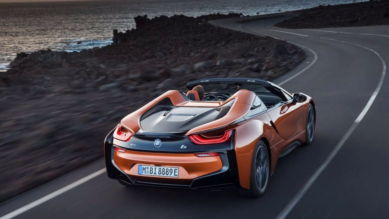 2019 Bmw I8 Cargo Space And Storage Review Watch Now Do You Want