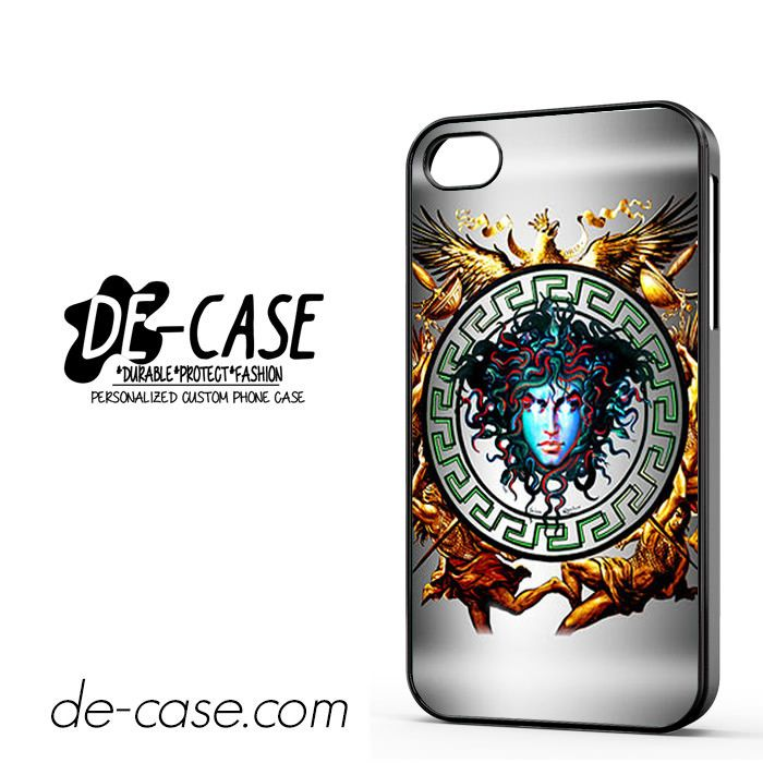 Versace Art For Iphone 4 Iphone 4S Case Phone Case Gift Present YO