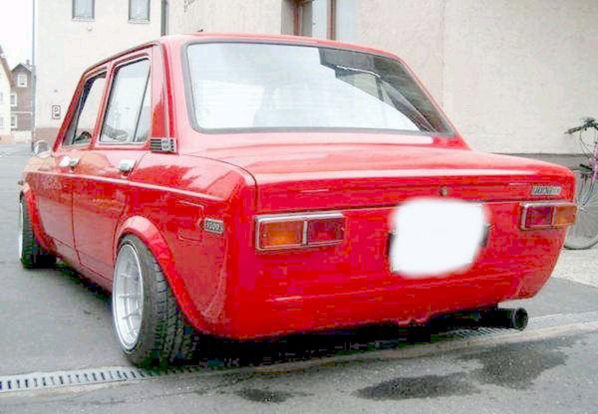 Fiat 128 Abarth Photos Serbagunamarine Com Con Imagenes Fiat