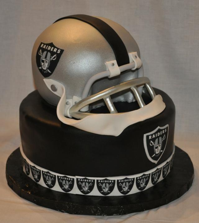 Wedding Raiders Pinterest Raiders Birthday Cakes And Sons