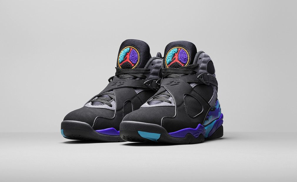 Air Jordan 8 - Sorties 2015 | Sneakers Addict™